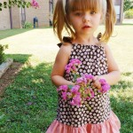 Emily dress sewing pattern
