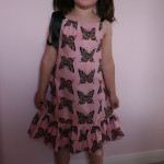 EMILY - 7-8 years pillowcase dress sewing pattern review by Angela (4)