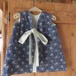 LUCY - open back baby dress sewing pattern feedback by Bernie (4)