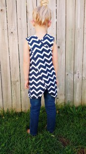 Amy Cross over dress