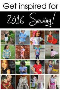 Get inspired for 2016 Sewing