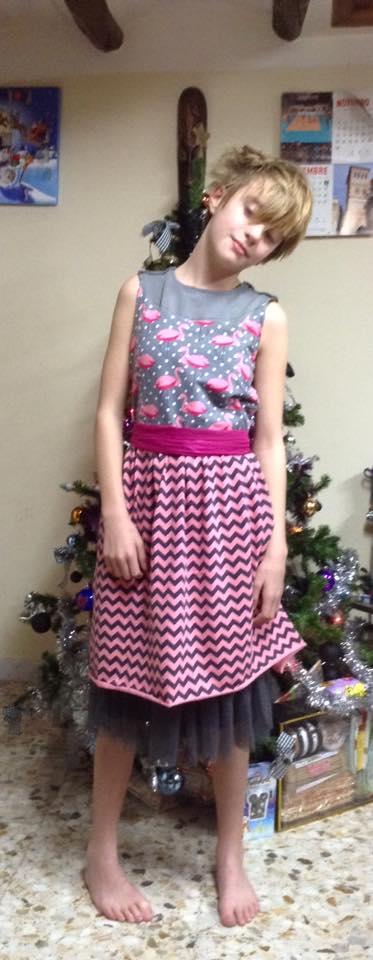Pretty Party Dress by Anita Prins Gorlitz