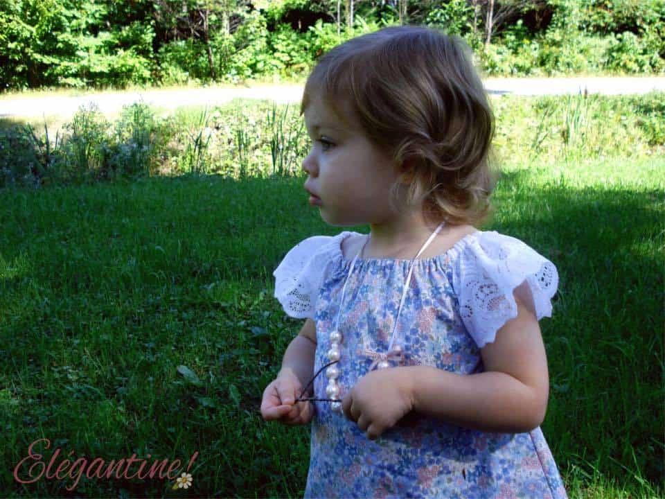 Olivia Top by Valerie Dufort