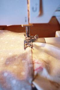 French Seam Side Seam Pocket Tutorial and Pattern
