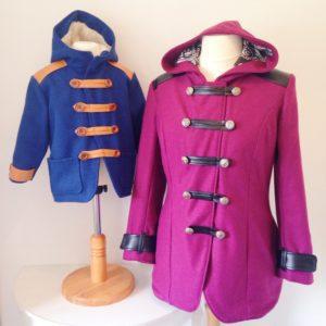 Amsterdam Coat - Ladies and Childrens