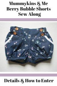 Mummykins Sew Along