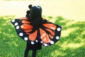A gorgeous cape pattern you can customize to be any feathered animal! This is an add-on pattern including the adults cape pattern pieces.