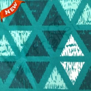 Frollein S Fabrics Triangles and Emeralds