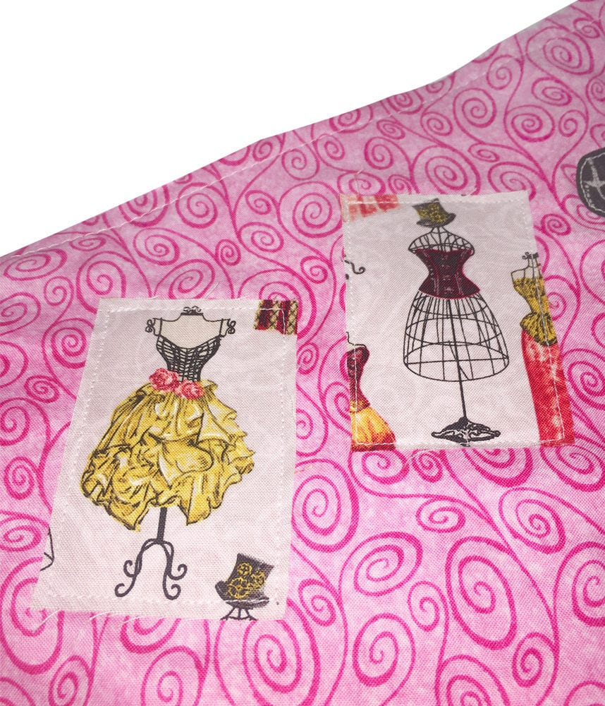 Doll's House Sew Along