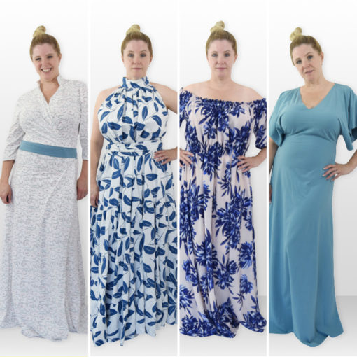 The PERFECT summer dress sewing patterns collection is here! Every season is for sewing, but your summertime dresses can be perfectly, and uniquely, you!