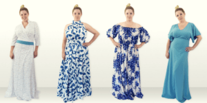 Maximise summer sunshine rays and long, glorious days with the Summer Maxi Collection by Rebecca Page. PDF sewing patterns for the PERFECT summer wardrobe!