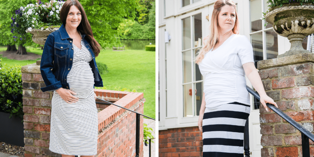 This isn't your regular kind of cross over dress sewing pattern! The Chrissy Cross Over, like most of the RP patterns, is all about comfort and style!
