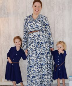 Shirt Dress Sewing Pattern
