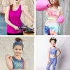 Imagine active wear customised to perfection with the style and fit you love… it's easy to achieve with these brilliant workout gear sewing patterns.