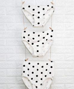 This basic ladies panties sewing pattern takes you