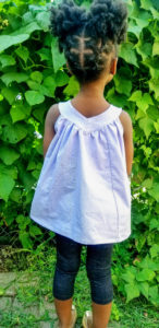 Sew some fresh summery style with this everyday essential. The children's Yoke Dress sewing pattern comes in sizes 12mo-12 yrs.
