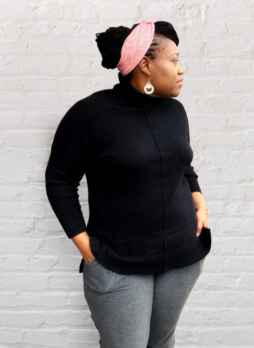 Create the perfect accessory to keep warm and stylish with this headband sewing pattern. Choose between wide or narrow, and three different style options.