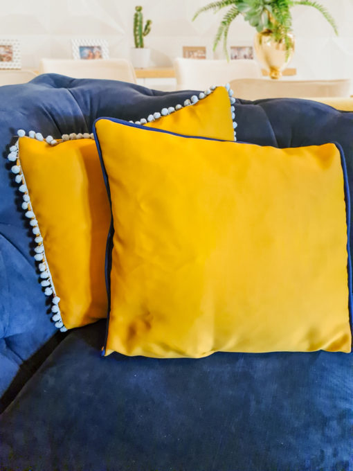 Personalize your décor with these quick and easy pillow case sewing patterns. Loads of options for shape, size, and trim to suit all personalities and styles.