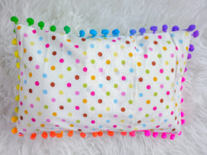 Personalize your décor with this quick and easy pillow case sewing pattern. Loads of options for shape, size, and trim to suit all personalities and styles.