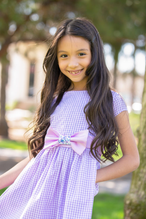 A classic dress for every occasion! Sew this iconic style with your favorite wovens in sizes XXS to 5XL and 12 months to 12 years.