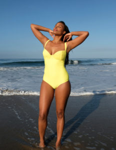 Make a splash this summer with a brand-new me-made one-piece that won't go out of style! The Classic Swimsuit sewing pattern comes in sizes XXS to 5XL with cup sizes AA to M.