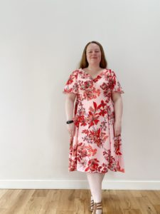 For breezy, effortless style, update your wardrobe with the Summer Maxi Dress sewing pattern in sizes XXS to 5XL