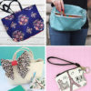With this collection of bag sewing patterns you can sew everything you need to perfectly accessorize your handmade wardrobe.