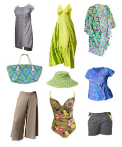 Get ready for summer and sew the perfect vacation capsule collection! This carefully-curated bundle includes nine warm-weather patterns.